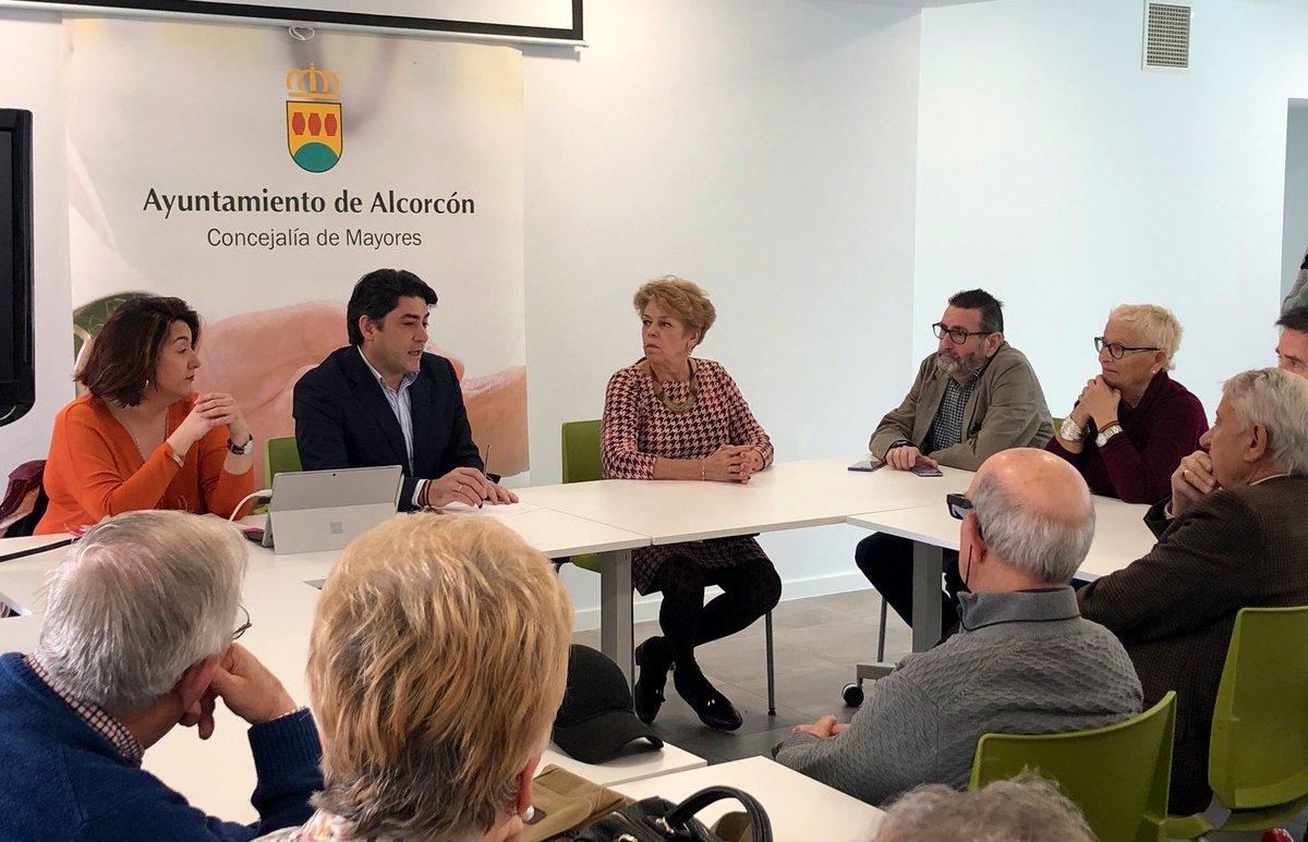 RT AytoAlcorcon:  #Alcorcon #Informatico