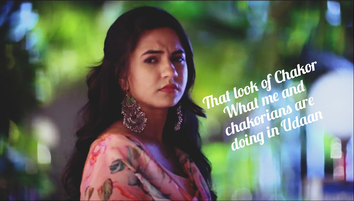 Current State of chakor and the people who loved her for who she is.. 😔 @meera1611 #Chakor we both dont belong there now😒
