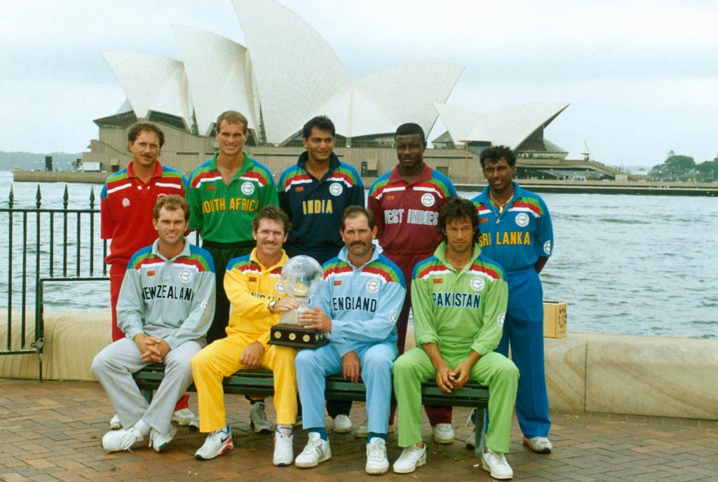 #OnThisDay 27 years ago, the 1992 men's @cricketworldcup began! 🏆  What are your favourite memories from that edition of the tournament?