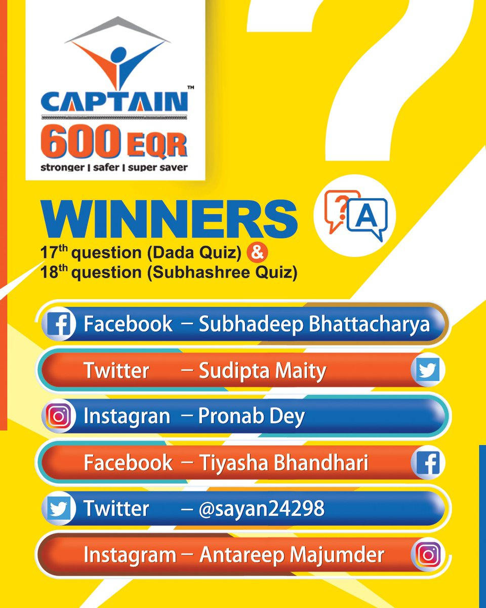 Congratulations to all the winners! Do inbox us your contact details.  #CaptainTMT<br>http://pic.twitter.com/p0kNnJvc0R