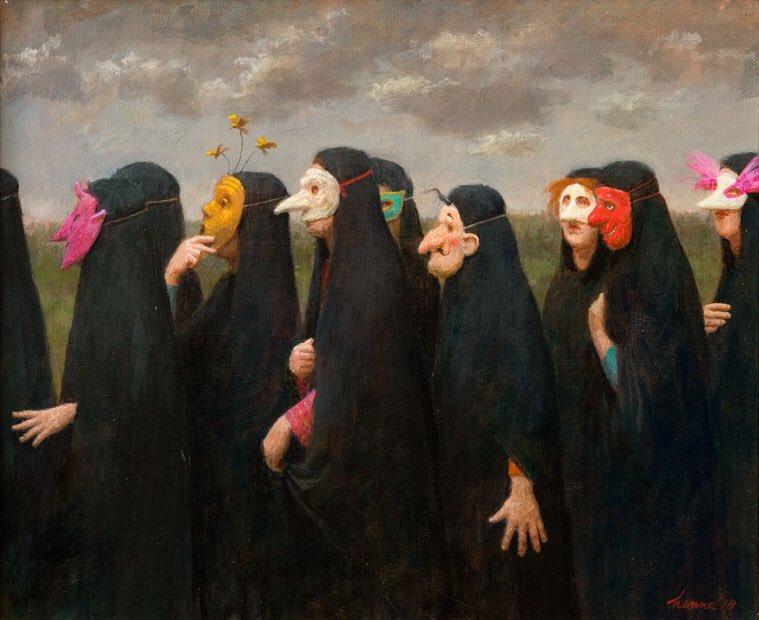 Realism Art Movement Paintings