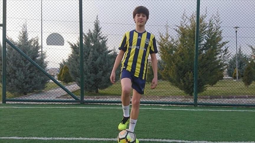 Gençlerbirliği altyapısından Fenerbahçe'ye transfer oldu http://aane.ws/R-6