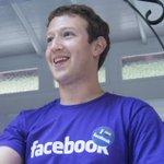 Image for the Tweet beginning: Zuckerberg Meets With UK Culture