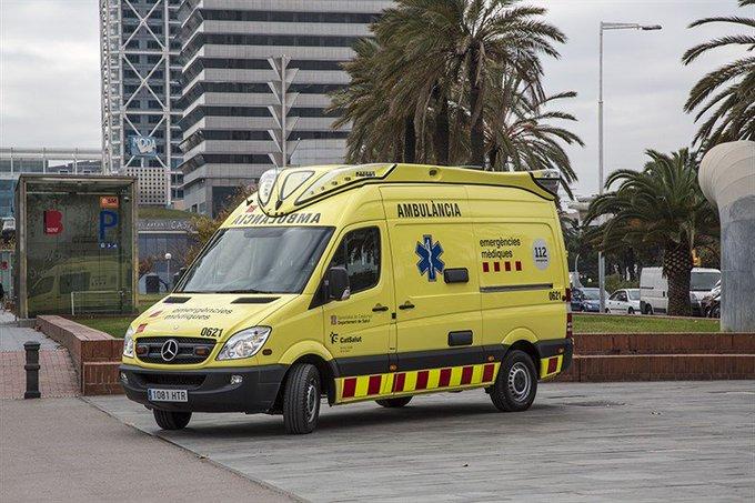 El SEM dota a una ambulancia de tecnología 5G en una prueba piloto que...