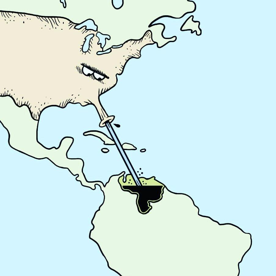 PAZ na Venezuela. Incrível alguém justificar uma intervenção militar baseada no.sofrimento de um povo. E bombas farão o quê? Só A @ONU_es tem legitimidade p/coordenar ação humanitária.