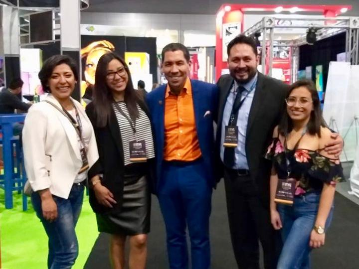 Great seeing the team from @IBTMAmericas_Es on the show floor at #EIS2019 @EIS_event #eventprofs <br>http://pic.twitter.com/kQOTfVLD8i