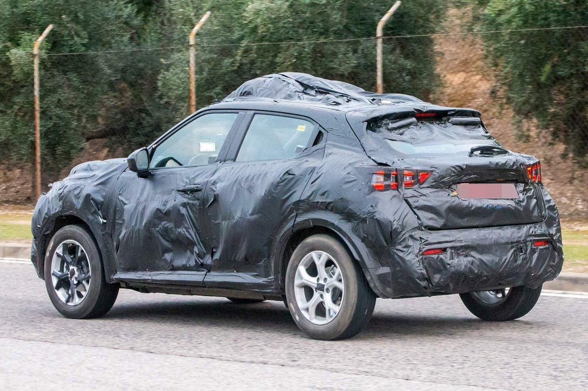 24wheel News On Twitter Nissan Juke 2020 Promises To Be