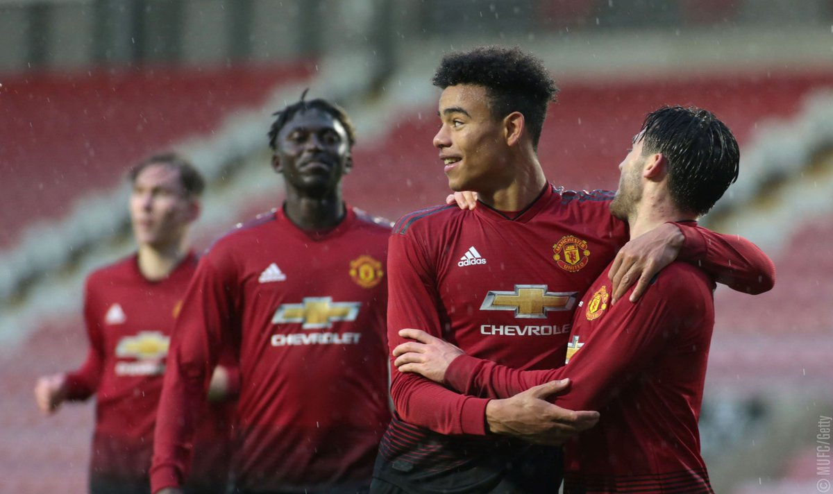 #MUAcademy Under-19s: we have been drawn away to FC Midtjylland in the last 16 of the #UYL. The one-off tie will be played on either 12 or 13 March. #MUFC
