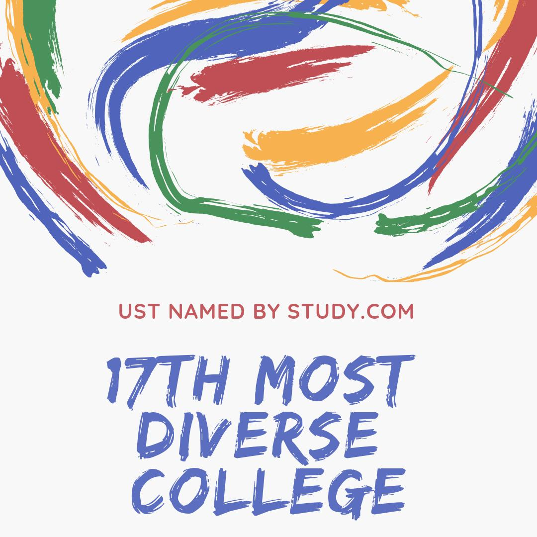 Thank you #celts for helping our university get recognized! No question that there's intrinsic value in the diversity of our student body. Keep working hard! #hoUSTon #BeBold