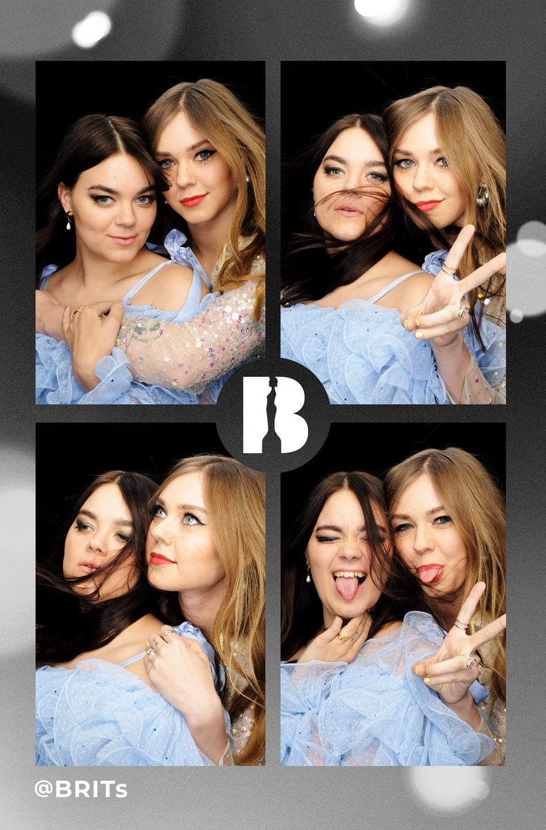 🚑 Quick! Can someone get these girls a First Aid Kit? @FirstAidKitBand set the photo booth on fire 🔥🙌