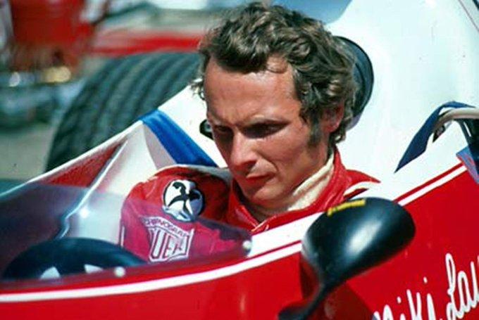 Happy birthday Niki Lauda