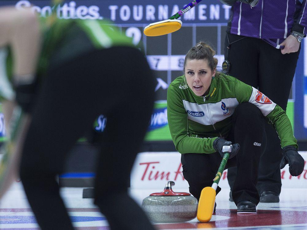 Saskatchewan skip Silvernagle using Schmirler as inspiration at Scotties https://thestarphoenix.com/sports/saskatchewan-skip-silvernagle-using-schmirler-as-inspiration-at-scotties?utm_medium=Social&utm_source=Twitter#Echobox=1550858714 …