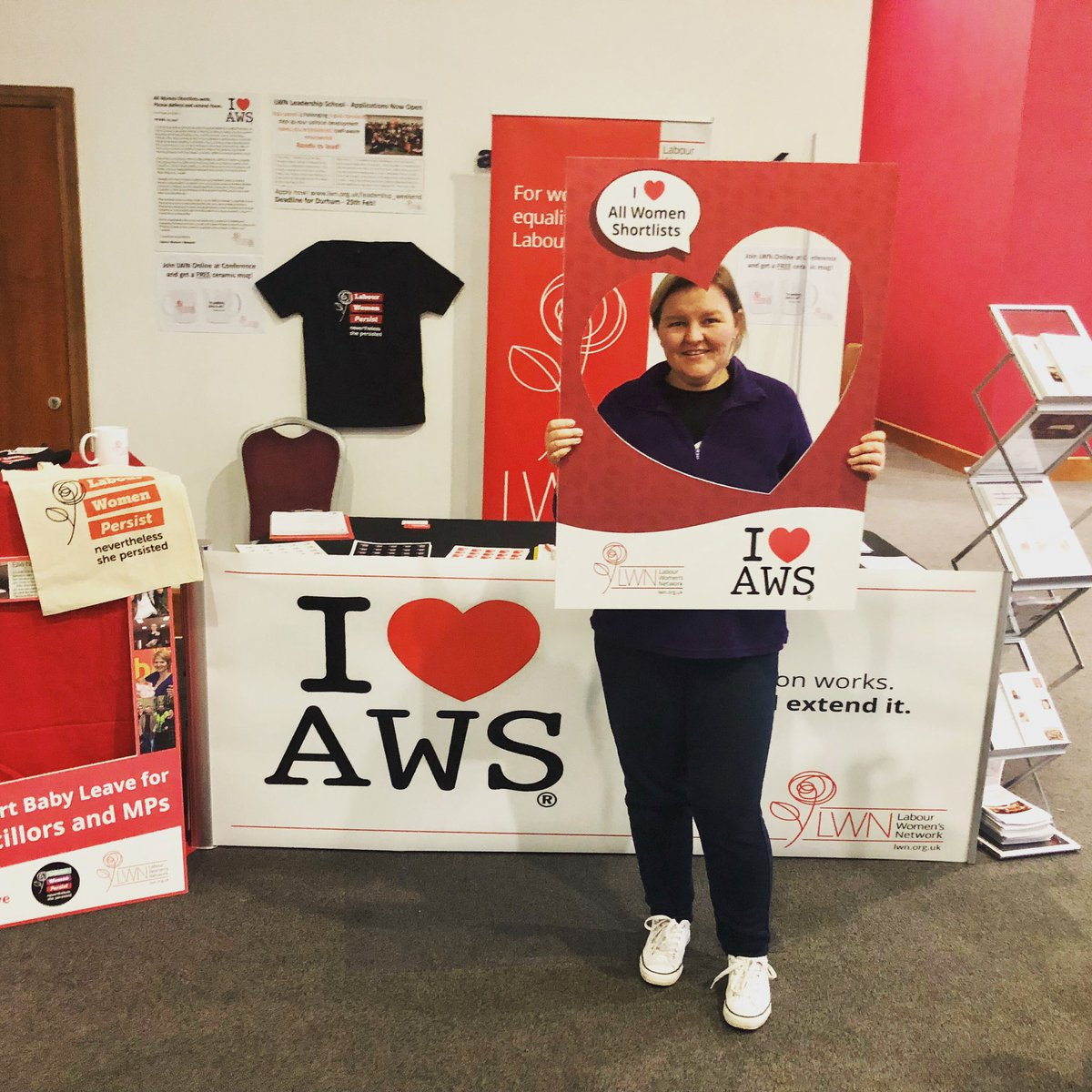 National Women's Conference, we are ready for you! See you in Telford? #labwomen19 Join us tomorrow 2-3pm in the Coldport Room to #SlayThePatriachyCLPbyCLP<br>http://pic.twitter.com/A476XjBpyu