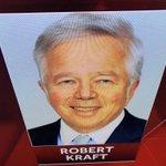 Image for the Tweet beginning: New England Patriots owner Robert