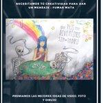 Image for the Tweet beginning: Nueva convocatoria De concurso de