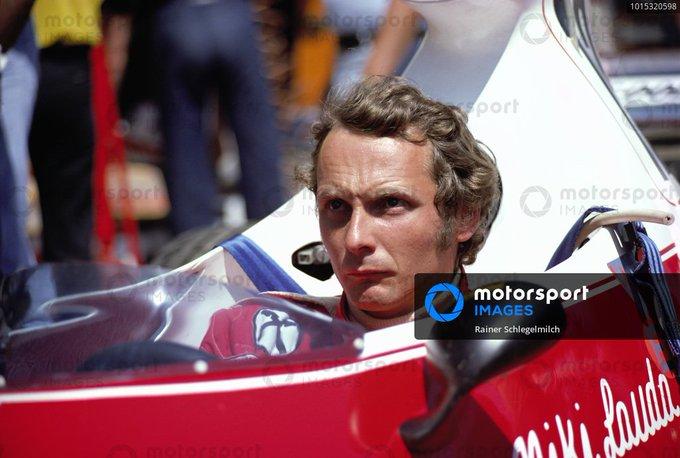Happy birthday Niki Lauda!!