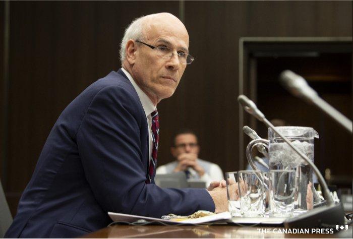Canada's top bureaucrat launched a vigorous defence Thursday of the government's handling of the criminal prosecution of SNC-Lavalin. #cdnpoli  https://t.co/aOUsmPTu2i