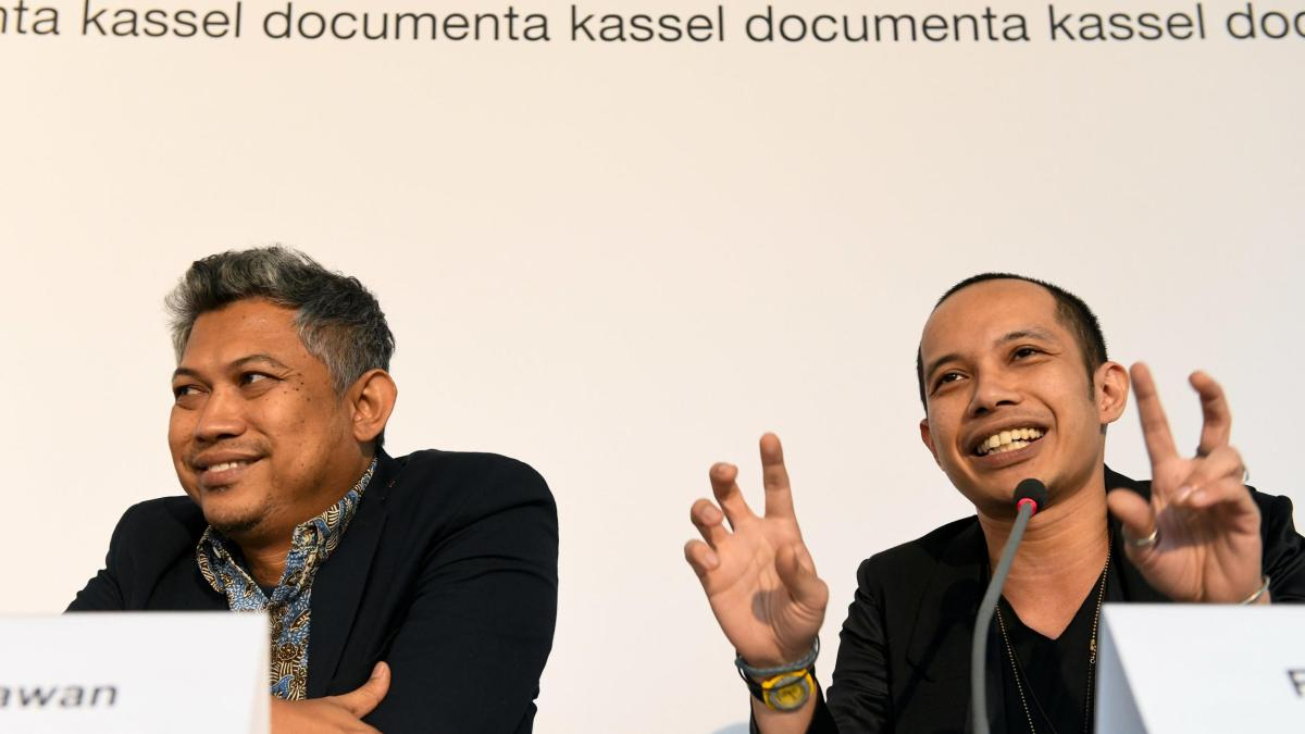 Jetzt soll ein indonesisches Kollektiv die Documenta retten to.welt.de/L4CKOBT