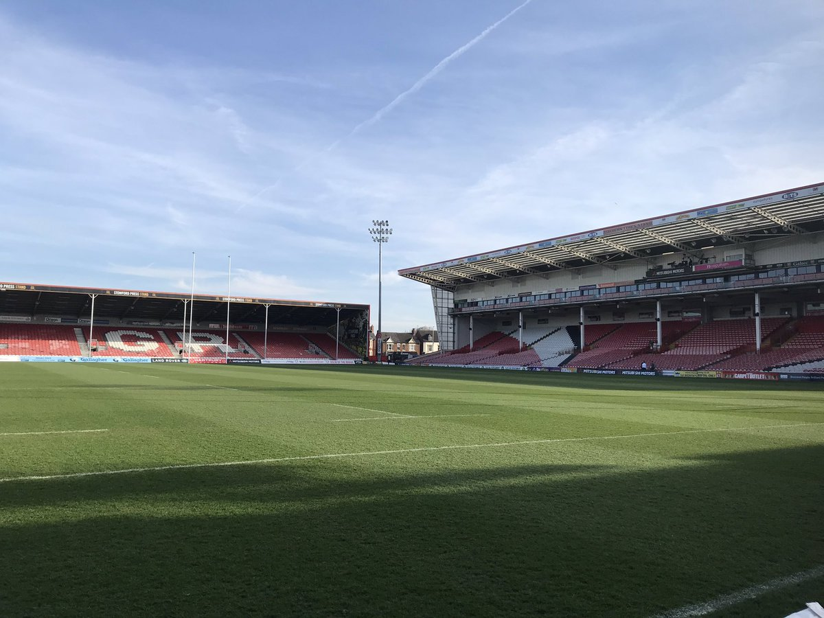 Gloucester Rugby @gloucesterrugby