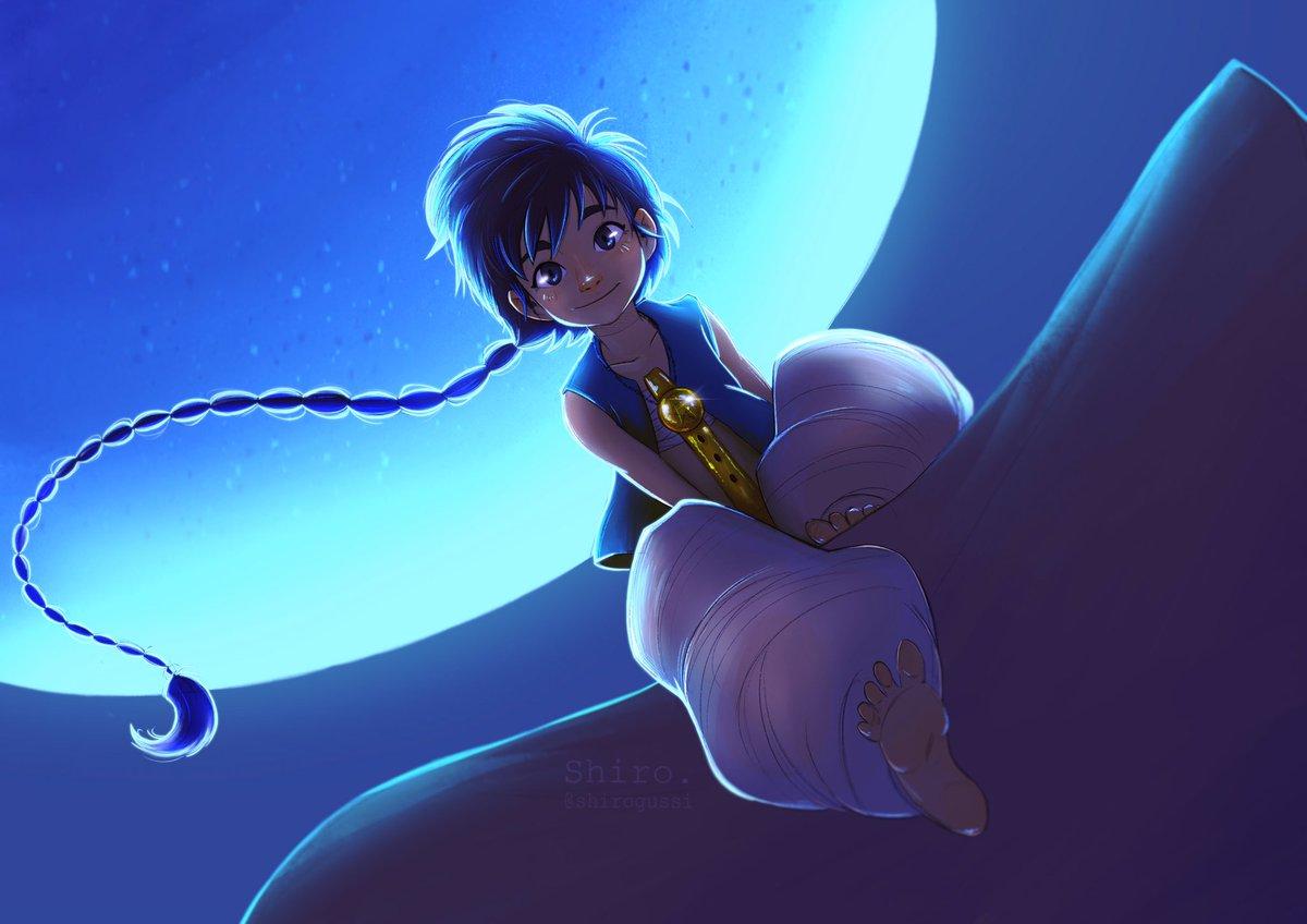 Aladdin, from #Magi  I love him soooooo much<br>http://pic.twitter.com/MkcvuPOVo8