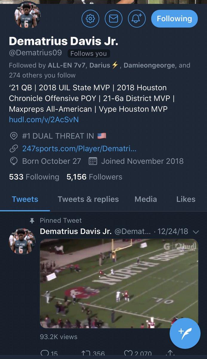 Lone Star Prospects 🏈 on Twitter: