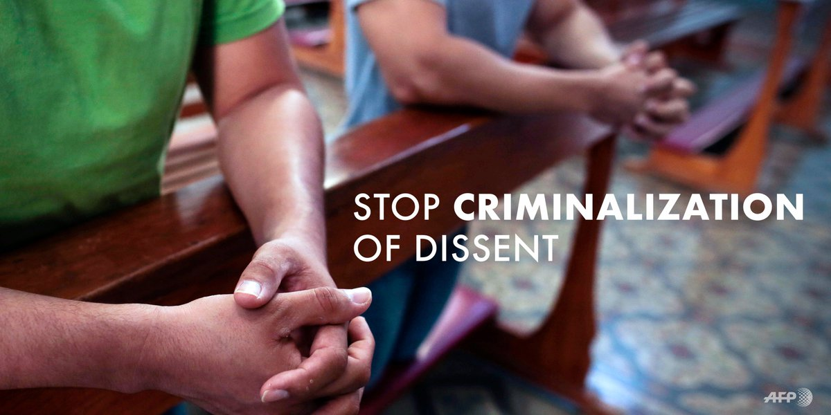 #Nicaragua: UN Human Rights Chief @mbachelet warns that if arrests & convictions of people expressing dissenting opinions continue, current efforts to start dialogue to solve the political & social unrest in the country could be seriously undermined.  👉 http://ow.ly/ofog30nNuIP