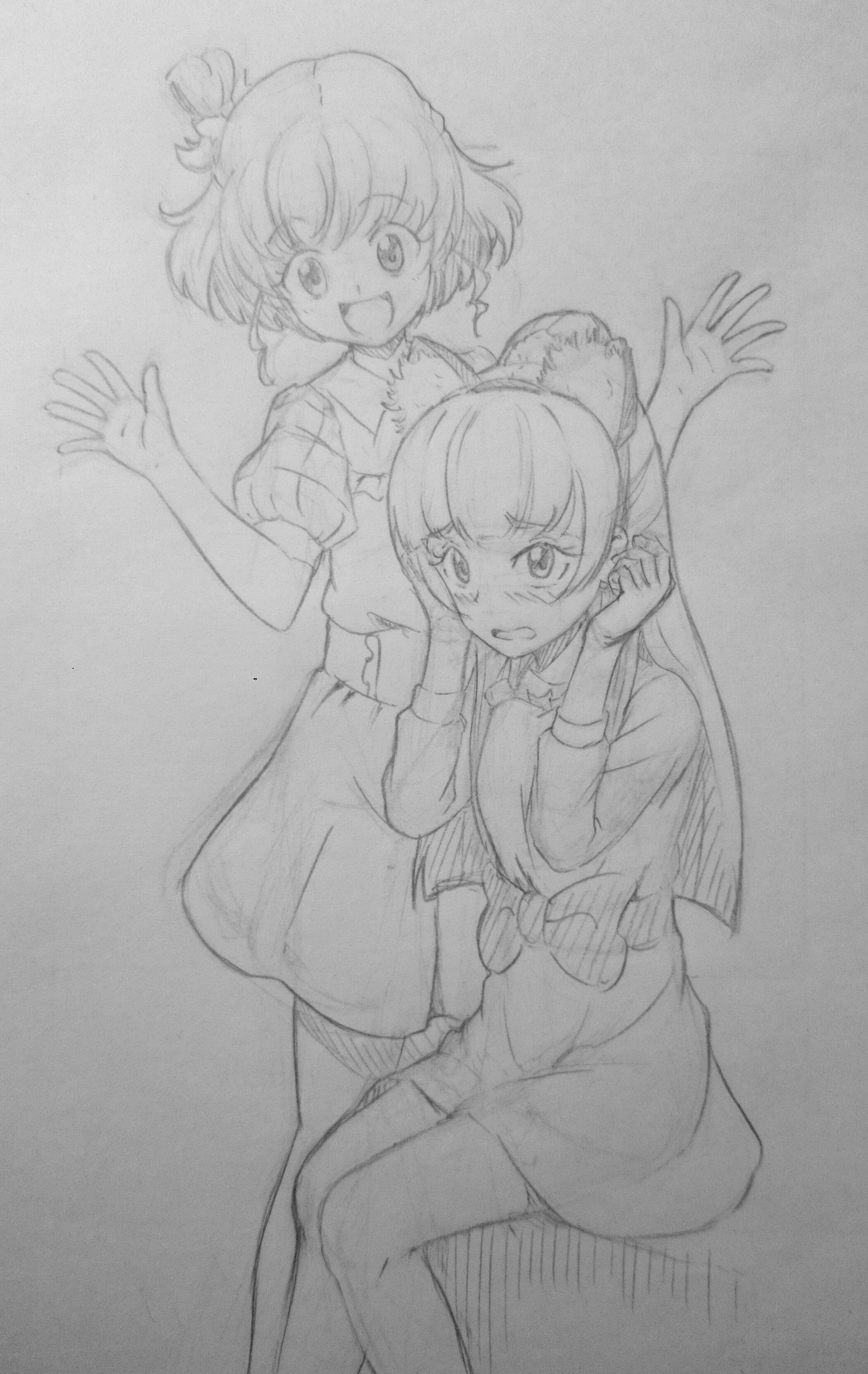 鶴の木 (@turunoki)さんのイラスト