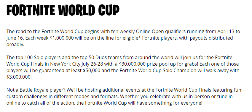 Fortnite World Cup Qualifiers 2019 Duos | Fortnite Aimbot Reddit