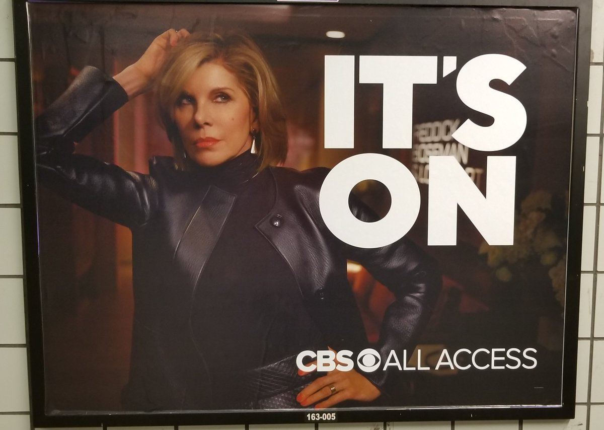 #ChristineBaranski continues her amazing portrayal of Diane Lockhart on #TheGoodFight on #cbsallaccess.  There is no actress quite like #QueenBaranski.  Everyone should #jointhefight!  @thegoodfight<br>http://pic.twitter.com/95GoYJk7DF
