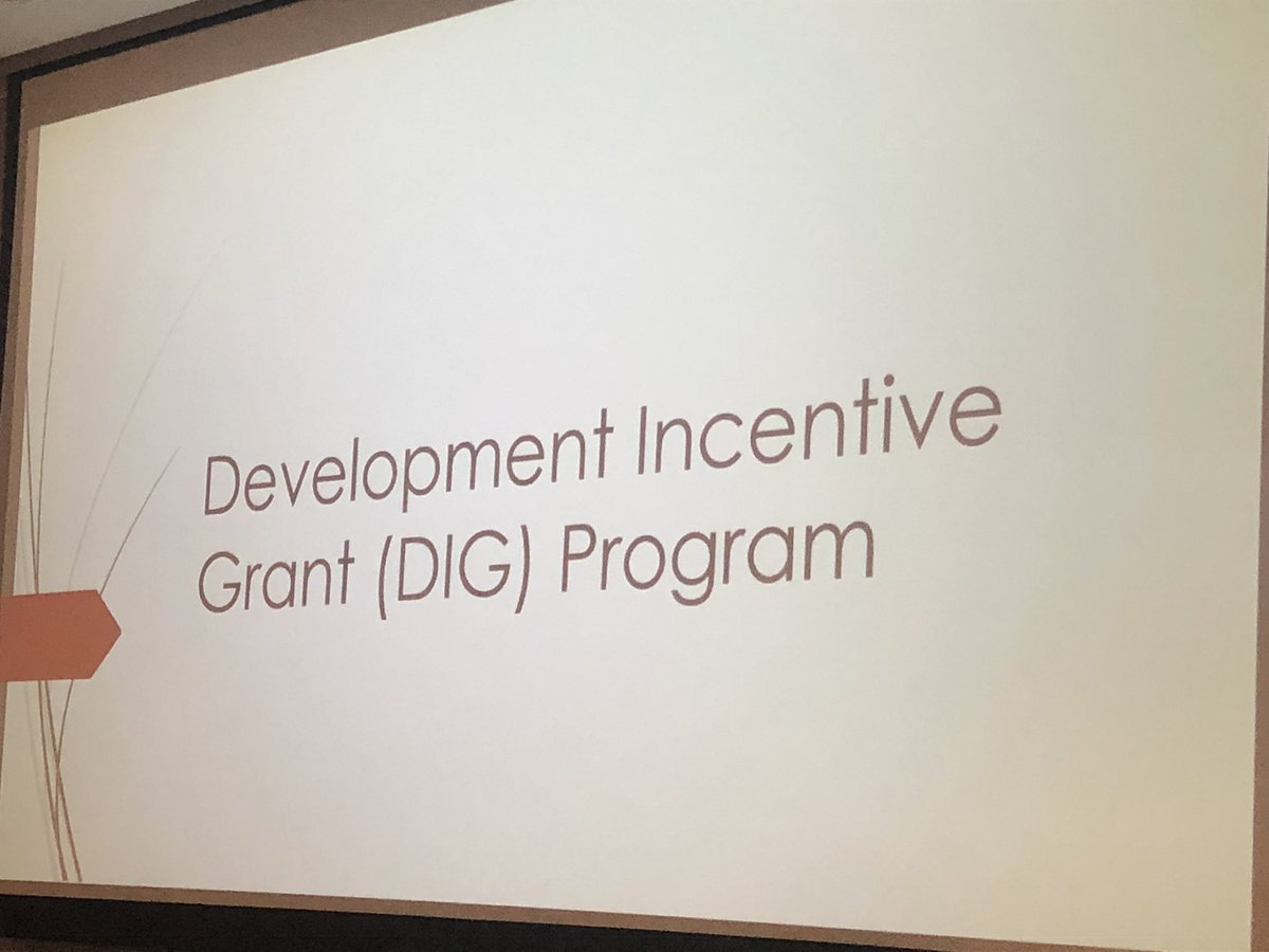 The Development Incentive Program is next up on the agenda for the council's workshop. This has been causing a bit of controversy between the city and the county. More details in a story @MorgantonNews