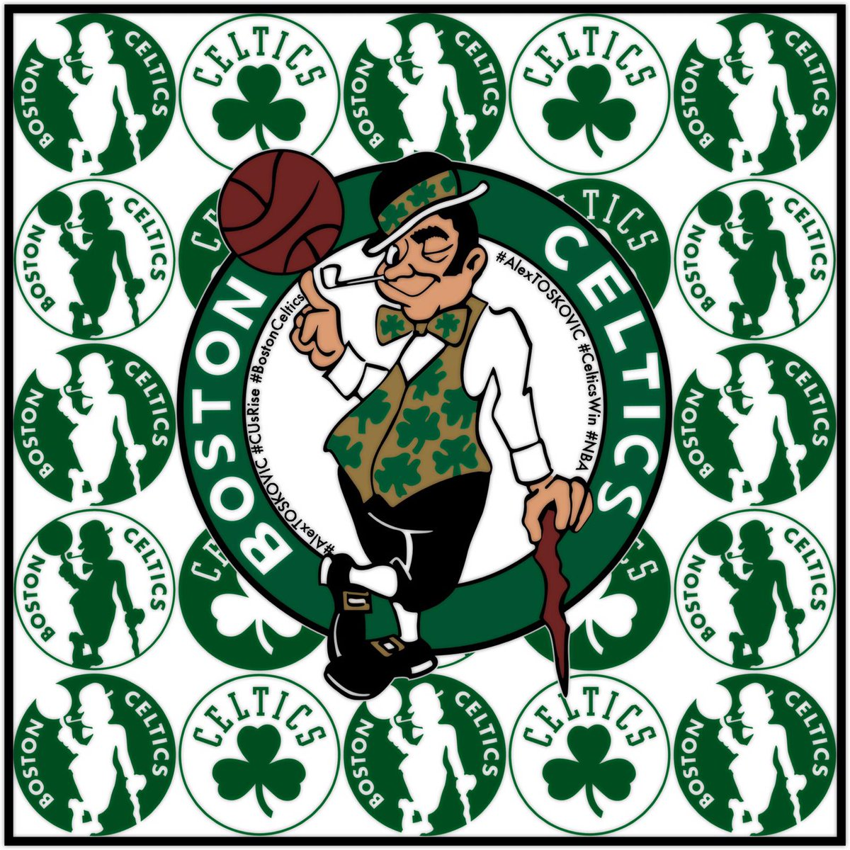 FT, @celtics couldn't prevail over @Bucks today. We had a bad shoothing night, we weren't concentrated enough. Let's focus and prepare for the @chicagobulls #Celtics #CUsRise #GOCeltics #BostonCeltics #NBA #NBATwitter #AlexTOSKOVIC