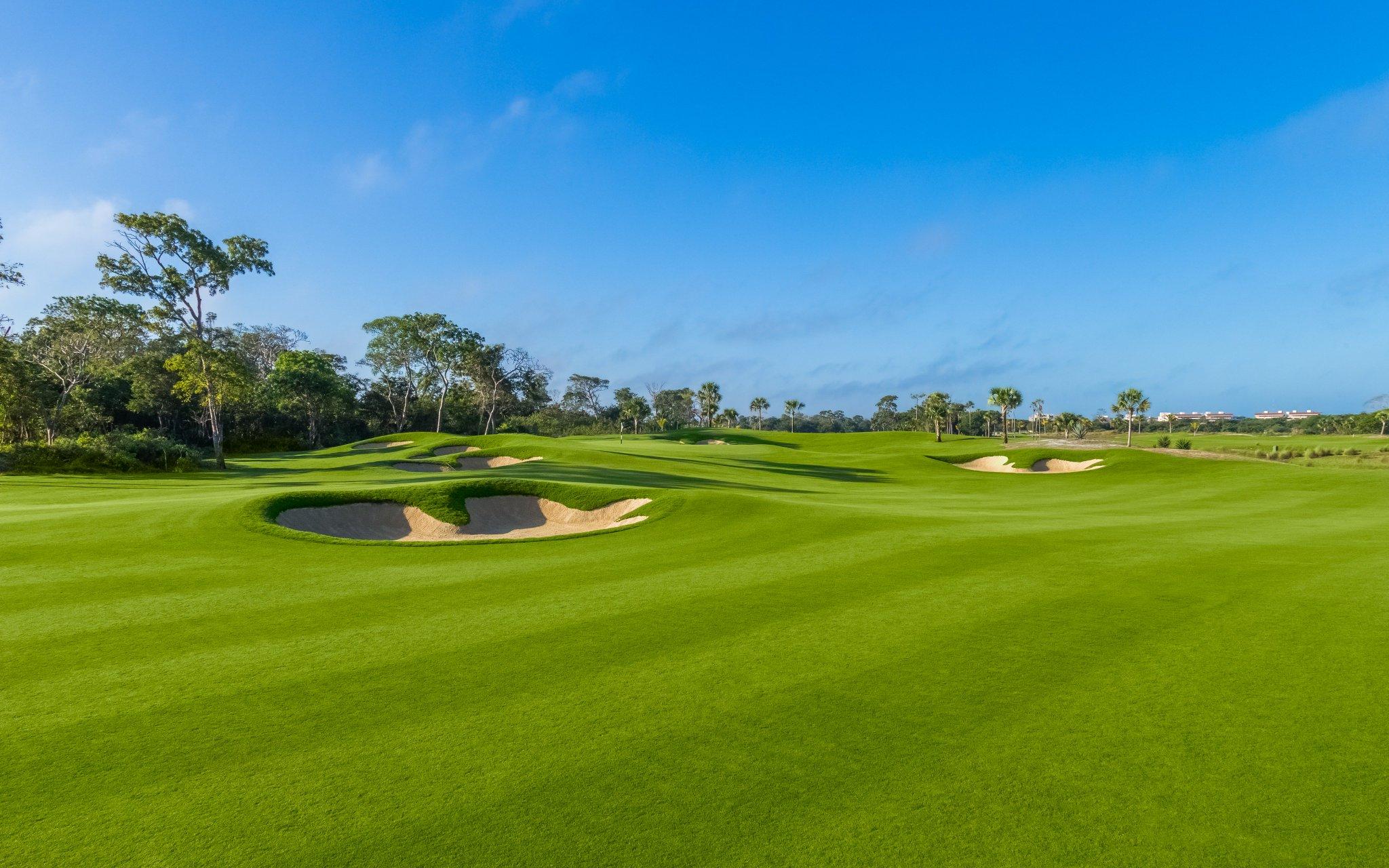 World Golf Championships-Mexico Championship - English Version