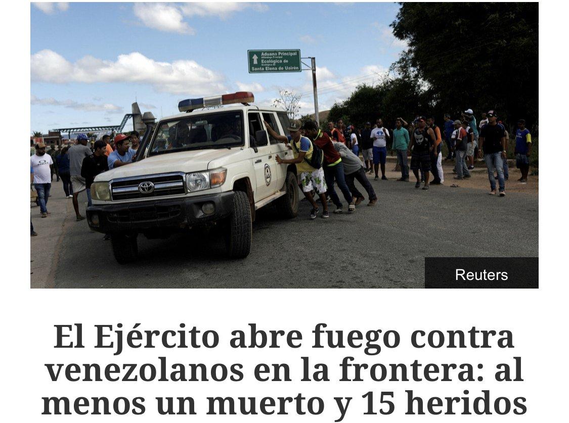 Está pasando: Venezuela en estado de emergencia ante el silencio cómplice y la falta de coraje de la comunidad internacional. ¿Hasta cuando vamos a hacer como que parar esta masacre no es nuestra responsabilidad?