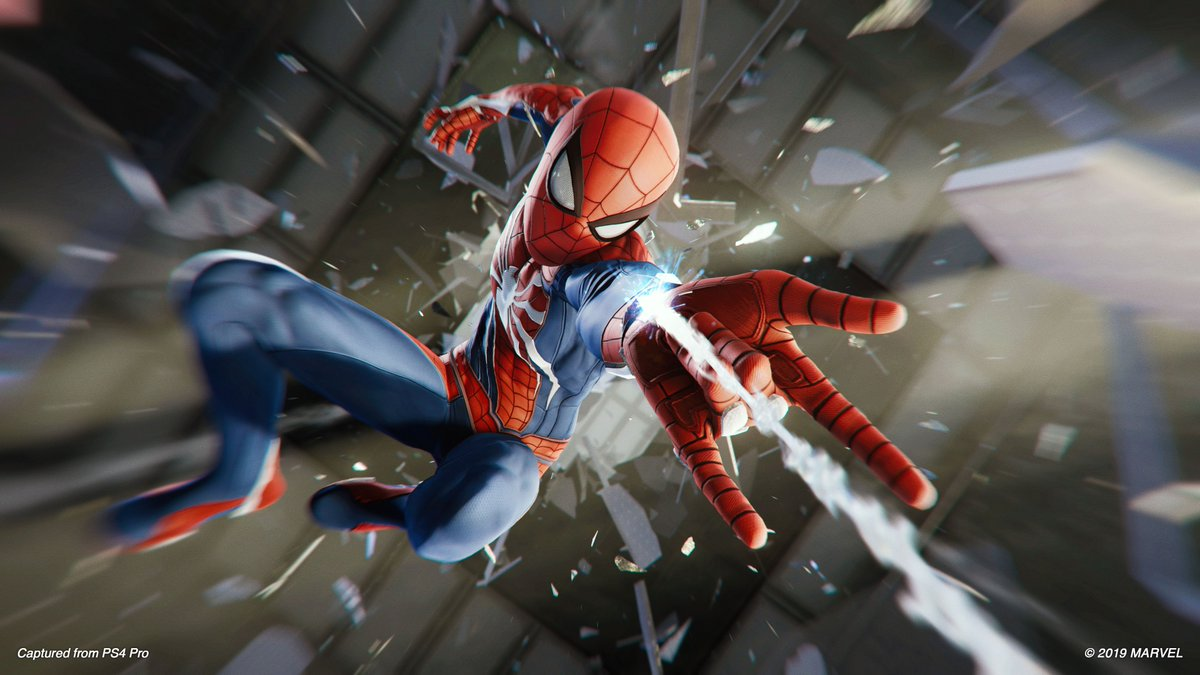 ICYMI: There has never been a better time to swing in. Marvel&#39;s Spider-Man is now only $39.99 Have you got your Platinum yet? #SpiderManPS4   https:// store.playstation.com/en-us/product/ UP9000-CUSA02299_00-MARVELSSPIDERMAN &nbsp; … <br>http://pic.twitter.com/LszfVvDhQM