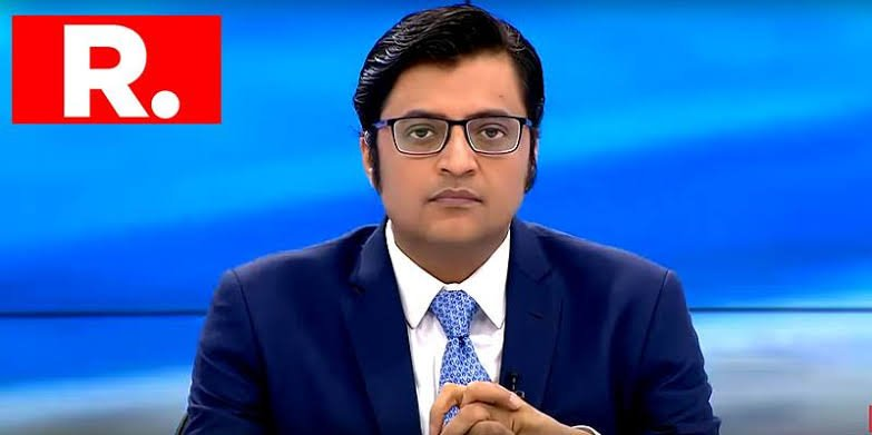 """Tonight I walked out of @republic TV debate 'cos #ArnabGoswami insinuated that people like me are anti-nationals.  He insulted patriotic cricket legends like #SachinTendular & #SunilGavaskar.  At a time when India needs to be united, he is practising """"tukde tukde"""" line.  #Shame"""
