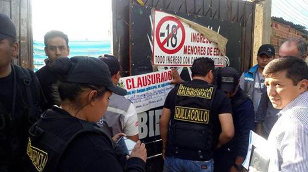 #Cochabamba Intervienen lenocinio en el que ofertaban subasta de mujeres. https://t.co/yYgq58okfZ