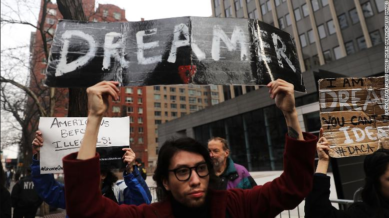 Federal appeals judges skeptical over Trump administration's reasoning for terminating DACA https://cnn.it/2E6fUCV