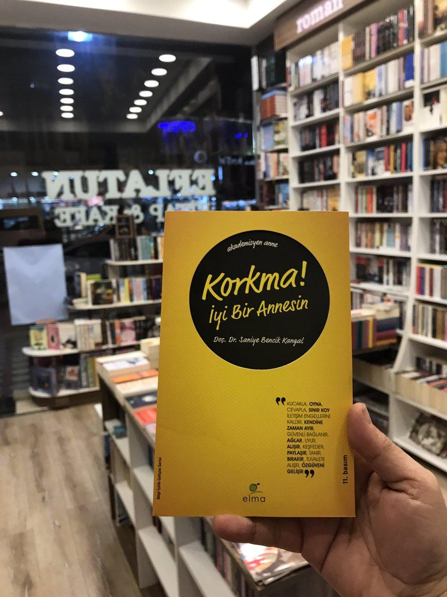 Yeni Türkce Kitap Korkma Iyi Bir Annesin Saniye Bencik Kangal
