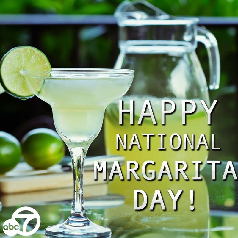 Break out the salt and lime - it's #NationalMargaritaDay! 🍹 Where's your favorite place to grab a margarita? https://t.co/ArnvWfEriW
