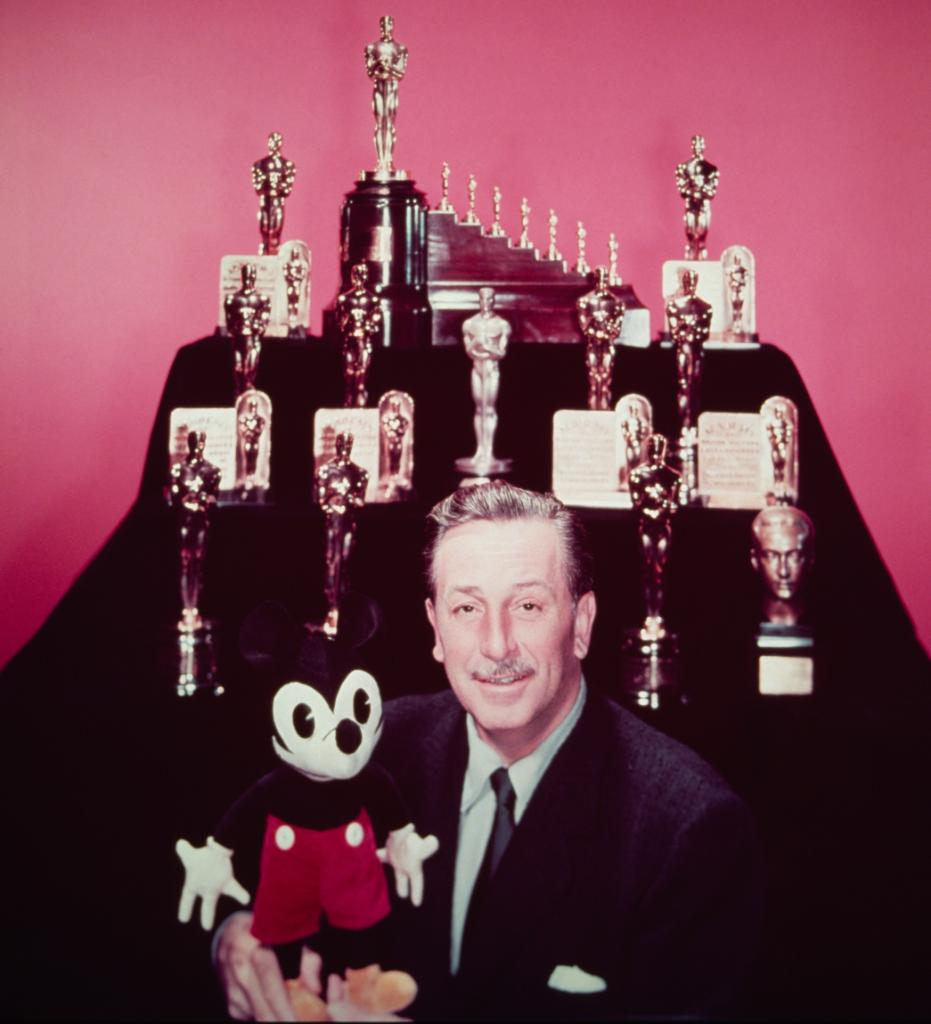 Roll out the red carpet for this fun fact: Walt Disney won 26 Academy Awards, holding the record for most wins and nominations for an individual. <br>http://pic.twitter.com/wtyfO9KEa3