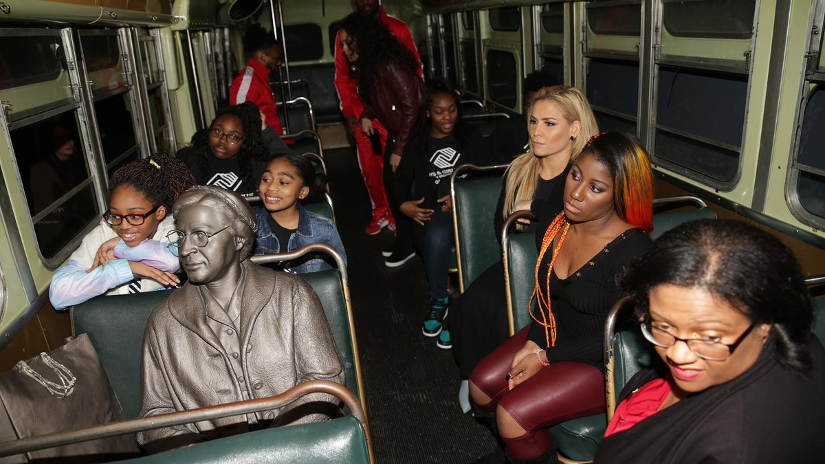 Our experiences at the National Civil Rights Museum are unmatched. #BlackHistoryMonth  @NCRMuseum<br>http://pic.twitter.com/gcMX3KxhDJ