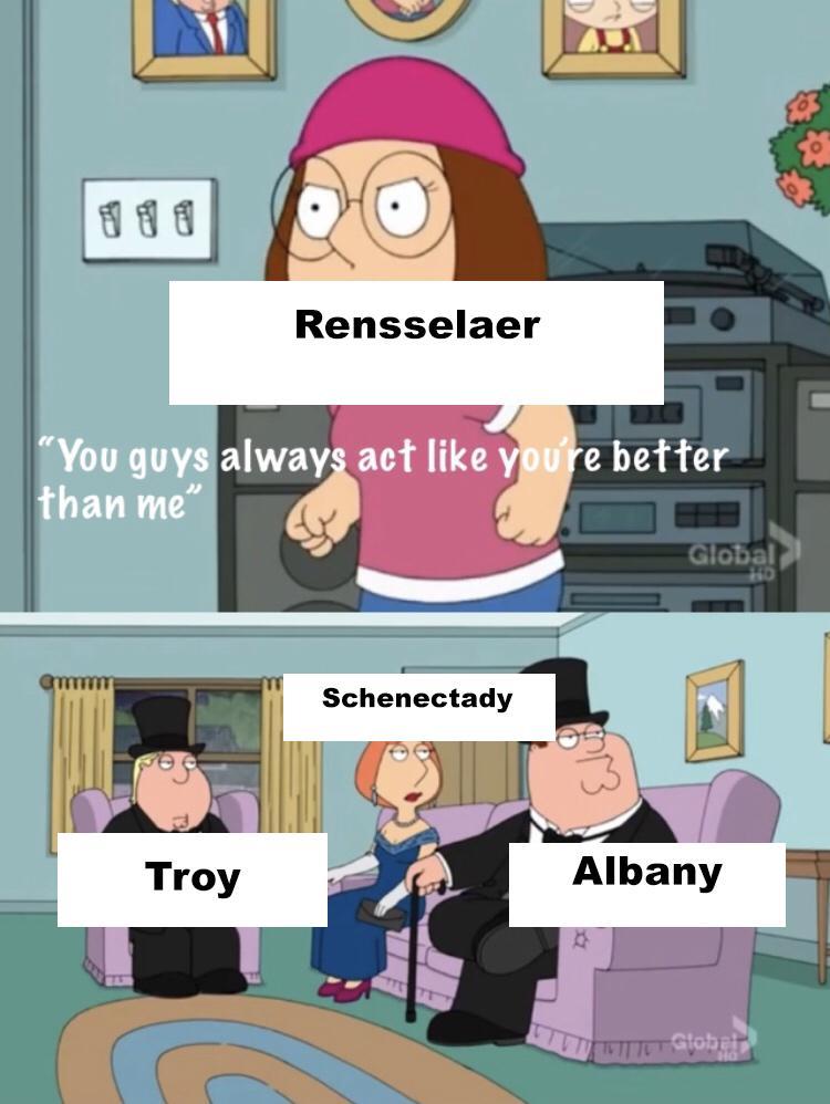 #CapitalRegion #Albany #Troy #Schenectady