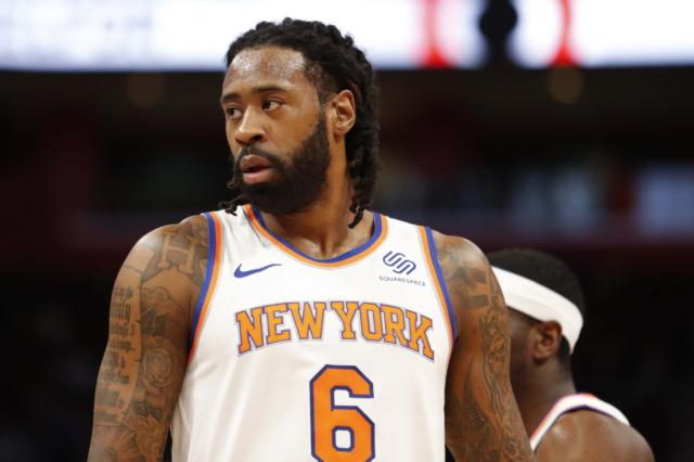 Lakers reportedly have interest in DeAndre Jordan, should he reach the buyout market. https://t.co/kefEVr5YhP