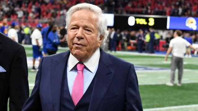 #BREAKING: New England Patriots owner Robert Kraft to be charged in prostitution ring https://t.co/lwoDrL5DvD
