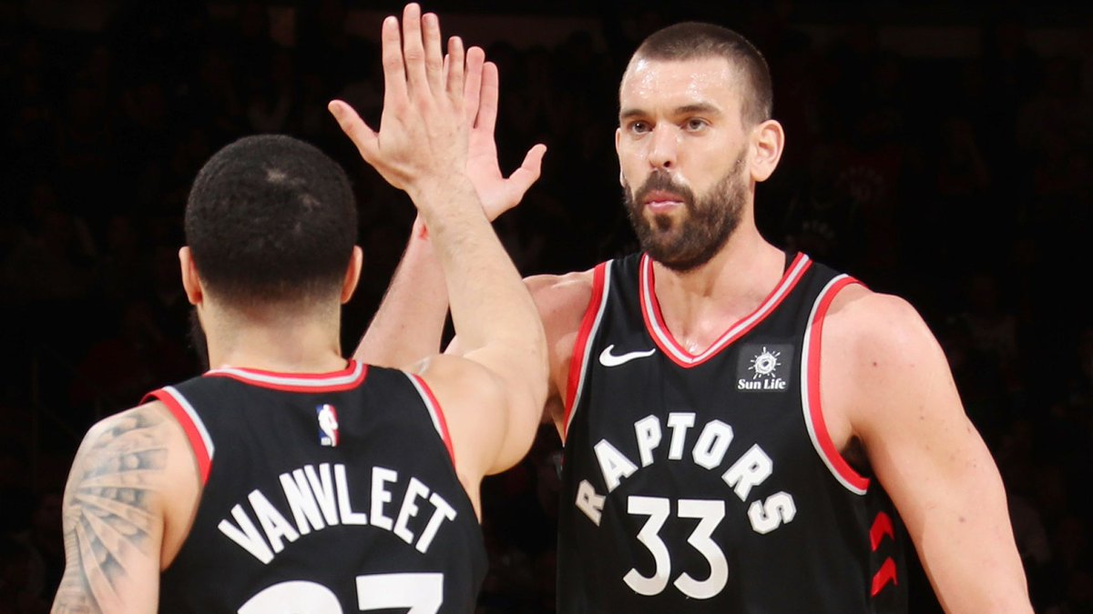 🏀🏀🏀 The passing vision and defensive guile of trade deadline acquisition @MarcGasol gives #Raptors new dimensions on offense and defense, writes @MarkDeeksNBA #nba #wethenorth   READ - http://skysports.tv/Xtb6Nz