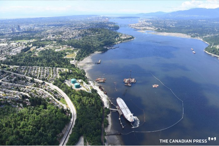The National Energy Board has endorsed an expansion of the Trans Mountain pipeline following a reconsideration of its impact on marine life off the B.C. coast.  https://t.co/JwOEAcyhYu