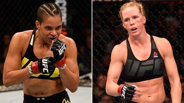 Just wrapped up a chat with Mike Winkeljohn ahead of #UFC 235. And interestingly, he told me that Holly Holm is training for a fight with Amanda Nunes. https://t.co/fE29LKBnf7