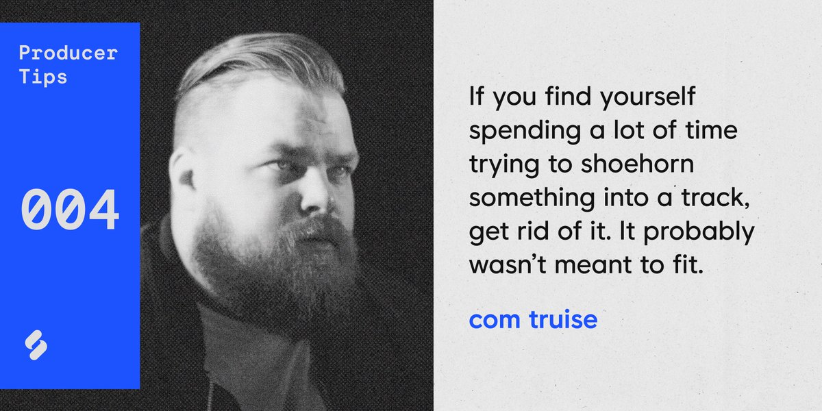 With lush synth soundscapes plucked from eras beyond, @comtruise creates worlds of his own. Read our full interview on how he crafts his sound.   https://on.splice.com/2Xik7MW