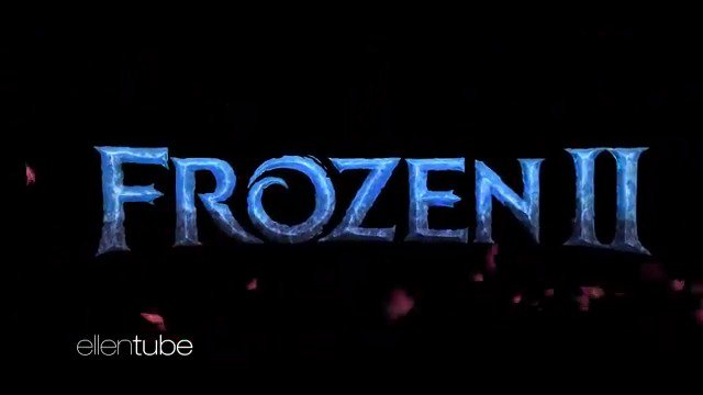 Very excited to release the newest #Frozen2 trailer. �� https://t.co/HQeCuwPu2v