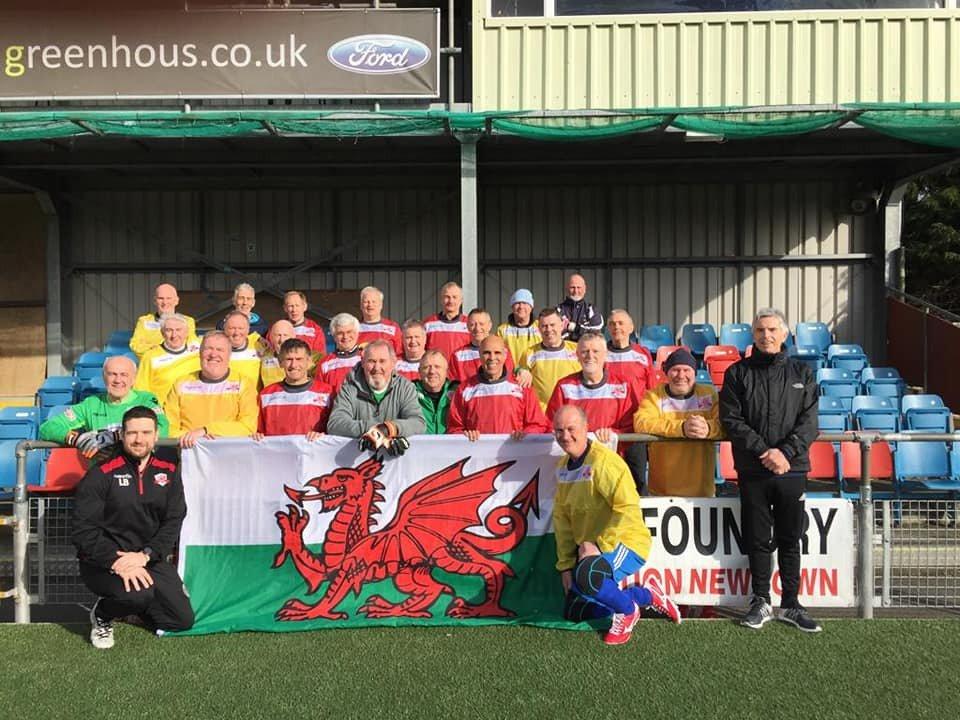 Wales Walking Football Seek Revenge Against The old Enemy England  http:// dlvr.it/QzT5P6  &nbsp;  <br>http://pic.twitter.com/X6GIHokW4z
